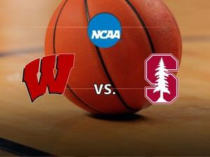 Wisconsin vs. Stanford Basketball