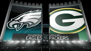 Eagles vs. Packers