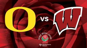 Oregon vs. Wisconsin