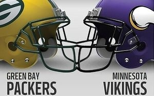 Packers vs. Vikings